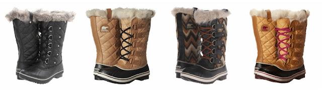 Sorel Tofino Cate Boots for $80-$113 (reg $160)