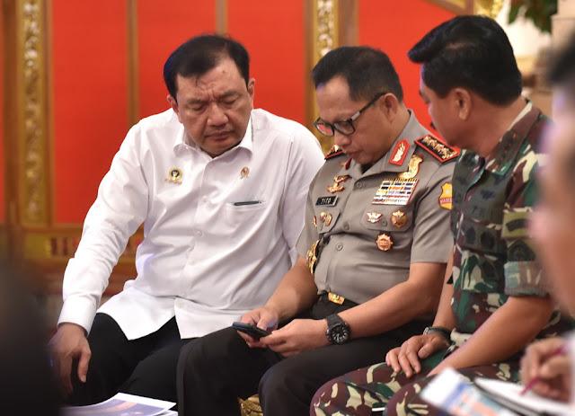 Bau Sangit Netralitas Polri/TNI dan ASN di Pemilu
