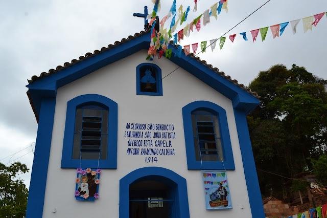 Turismo Religioso em Barão de Cocais