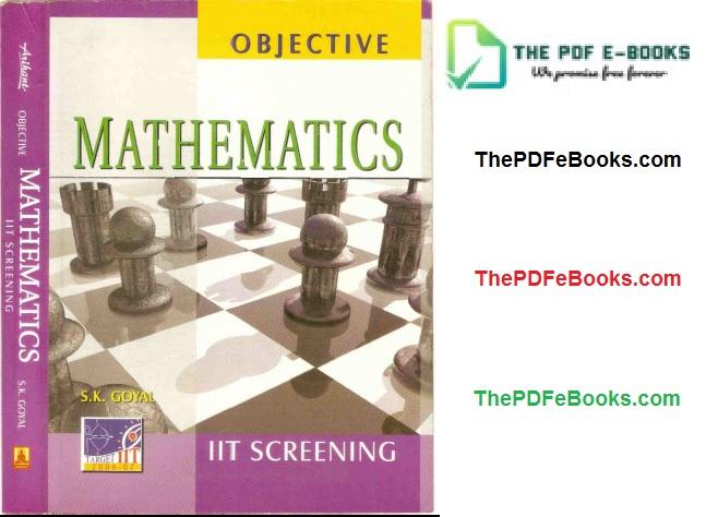 [PDF] S K Goyal Mathematics PDF