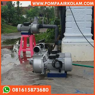 Pompa Air Modifikasi Jet 1500 Untuk Ikan Gurame