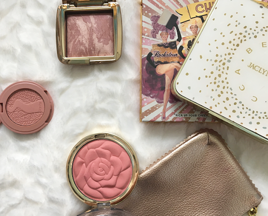 Top Five Blushes