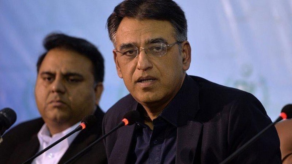 Asad Umar is Becoming Ishaq Dar  and Moving in the Same Direction