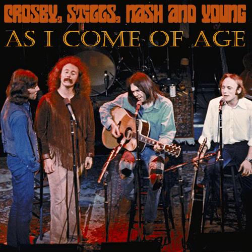 crosby stills nash & young discography