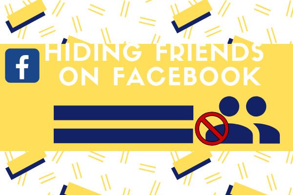 Hiding Friends On Facebook