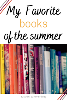 My favorite books of the summer