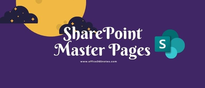 SharePoint Master Pages