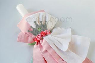λαμπαδα-βαπτισης-κοριτσι-πριγκιπισσα-κορωνα-λουλουδια-ροζ-βεραμαν