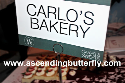 Carlo's Bakery, Cakes and Sweets, Wedding Salon Bridal Tradeshow/Expo, New York City
