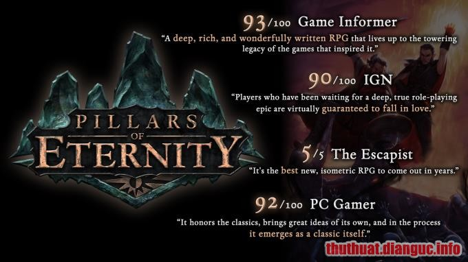 Download Game Pillars of Eternity: Definitive Edition Full Crack, Game Pillars of Eternity: Definitive Edition, Game Pillars of Eternity: Definitive Edition free download, Game Pillars of Eternity: Definitive Edition full crack, Tải Game Pillars of Eternity: Definitive Edition miễn phí