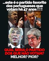 apodrecetuga, abstenção corrupção socialismo justiça eleições vota
