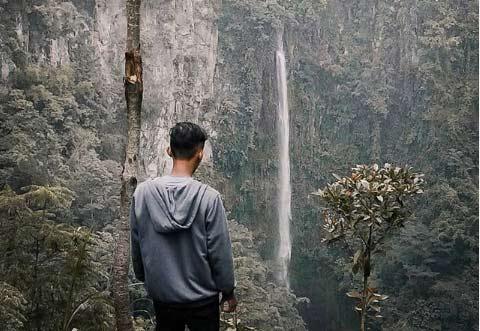 Air Terjun Kali Pancur, Pesona Semarang Atas yang Sulit di Tolak