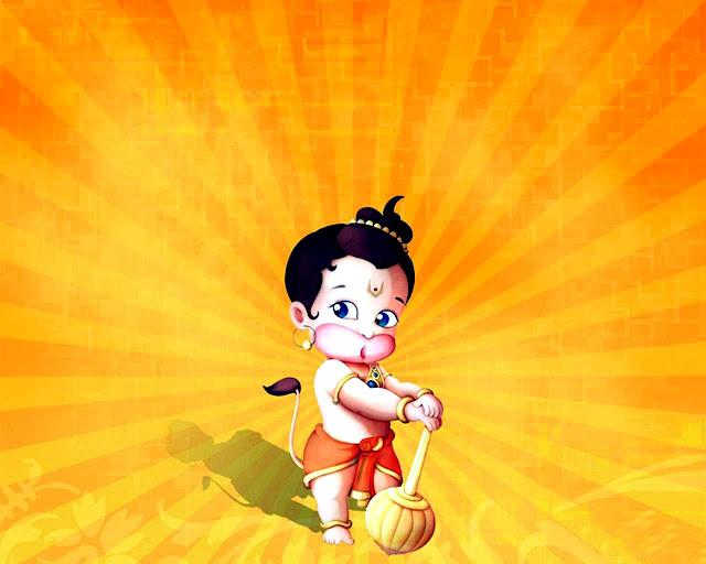 Best Bal Hanuman HD Wallpaper