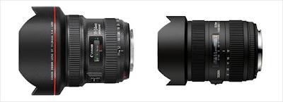 Sigma 12-24mm f/4.5-5.6 DG HSM II nikon fx lens