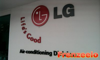 Frenzeelo: My Experience at The LG Service Center