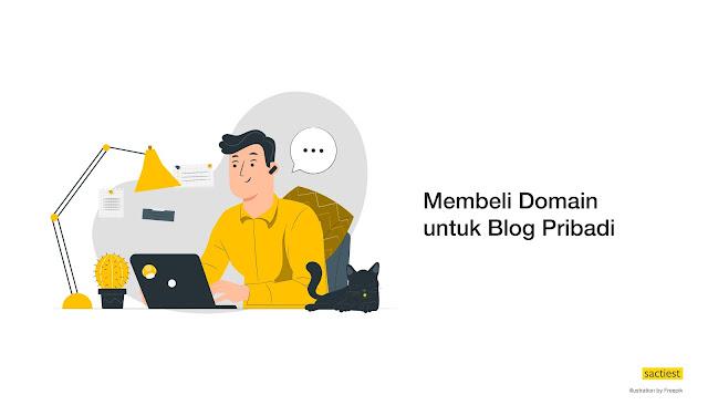 Beli domain murah untuk blog pribadi di Qwords.