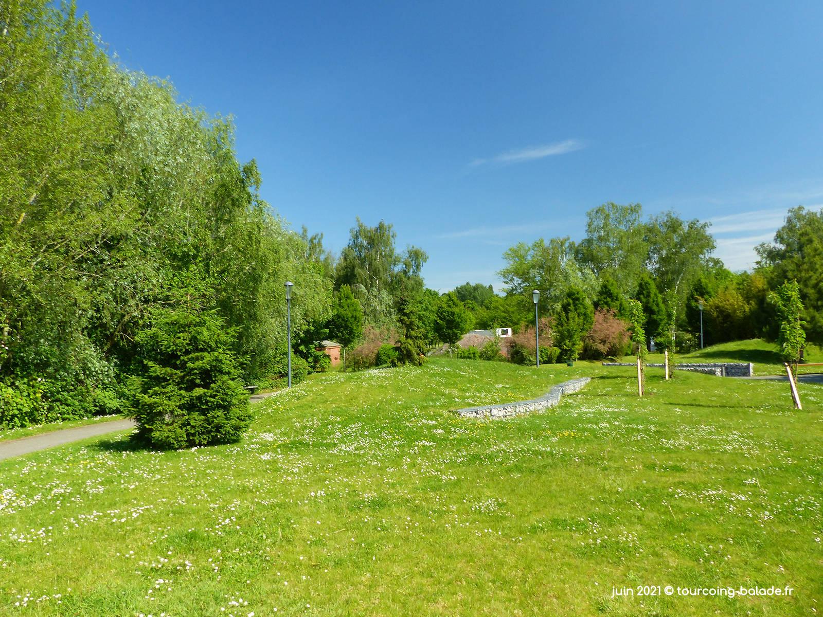Parc Monplaisir, Marcq-en-Baroeul