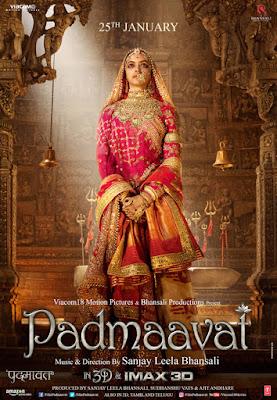 Padmaavat 2018 Hindi 720p BluRay x264 AAC – 1.2GB