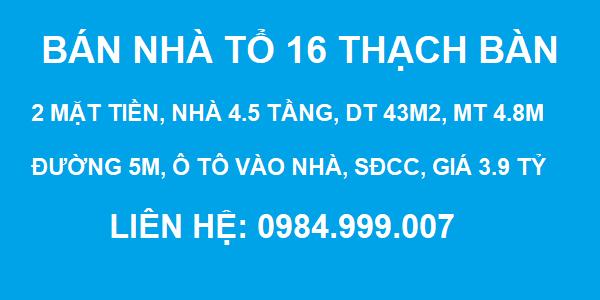 Bán đất Ngõ 68 Nguyễn Văn Linh, 2 mặt ngõ, 4.5 tầng, DT 43m2, MT 4.8m, đường 5m,