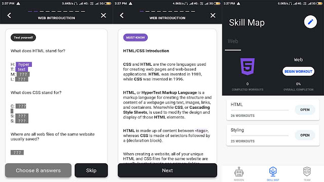 8 Best Apps to Learn Coding