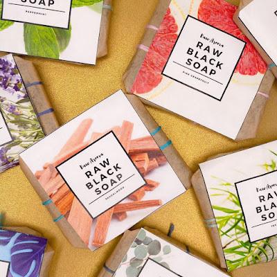 Natural organic soap bars
