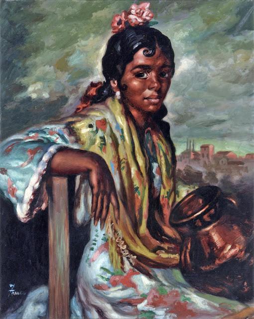 Josep Truco Prat, Maestros españoles del retrato, Pintor español, Retratos de Josep Truco Prat, Pintores Catalanes, Pintores españoles