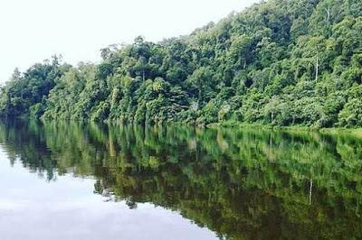 wisata danau laut bangko aceh selatan