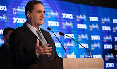 Yisrael Katz: O Likud não vai limpar a bagunça de Bennett