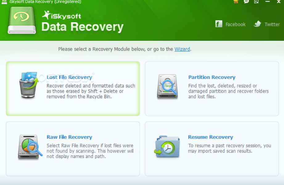iSkysoft Data Recovery 5.0.1.3 poster box cover