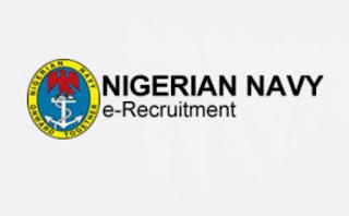 Nigeria Navy eRecruitment