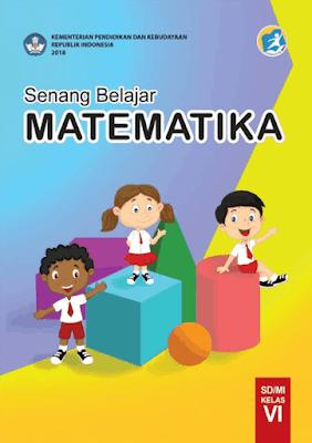 Kunci Jawaban Kelas 6 Buku Senang Belajar Matematika Kurikulum 2013 www.simplenews.me
