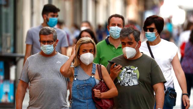 España registra 48 muertes por covid-19 en las últimas 24 horas, la cifra más baja desde el 16 de marzo