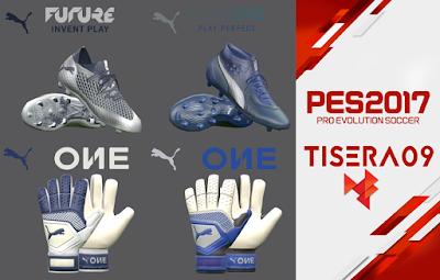 PES 2017 Puma ONE Stun Pack by Tisera09