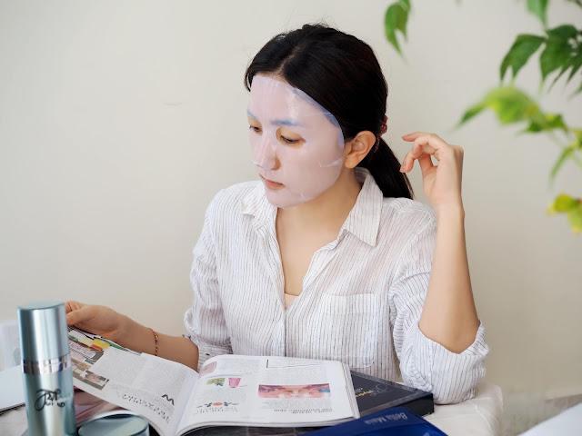 Bella Maia taiwan skincare malaysian beauty blogger kol malaysia review