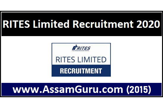 Job in RITES Limited 2020