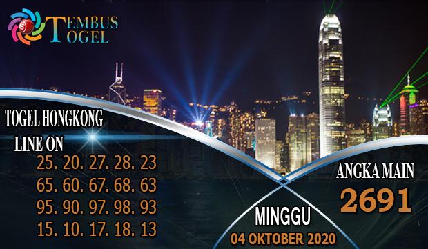Nomor Unik Togel Hongkong Hari Minggu 04 Oktober 2020