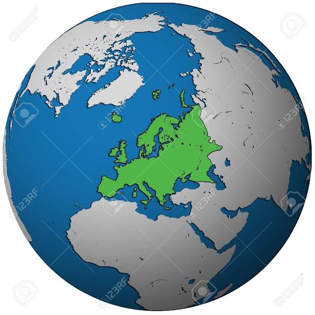 ¡SOMOS EUROPEOS! WE ARE EUROPEAN!