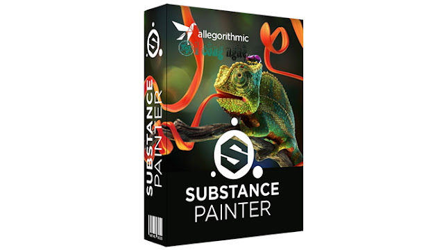 برنامج Substance Painter 2020 كامل مع التفعيل