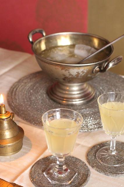 punch au cognac recette britannique