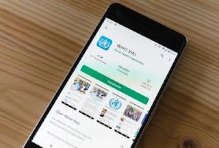 تطبيق منظمة الصحة العالمية 2021