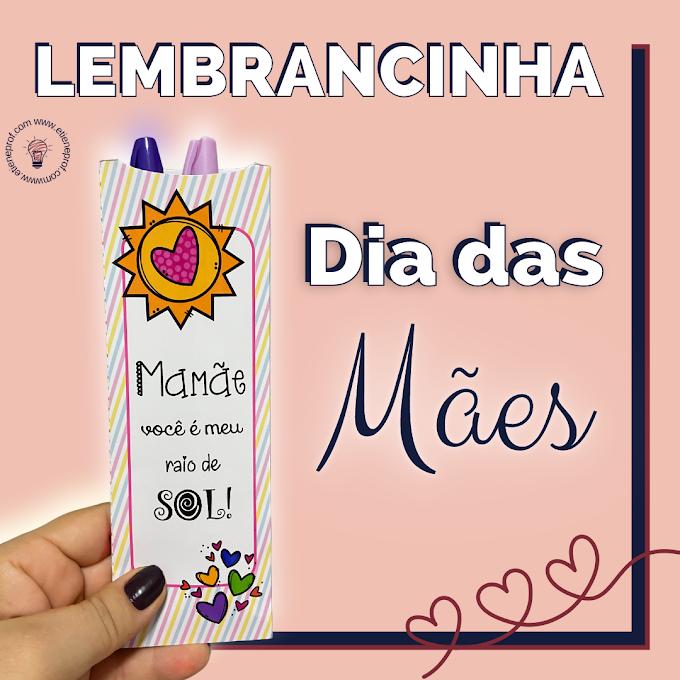 DIA DAS MÃES - PORTA SERRINHA DE UNHAS