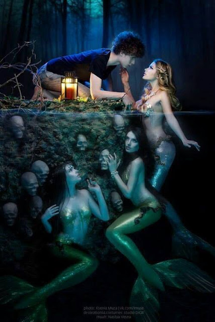 Absolutely EVERYTHING (or at least the most interesting things) you've ever wondered about Mermaids - explained by Awesome Aussie Author and Mermaid Expert, Demelza Carlton