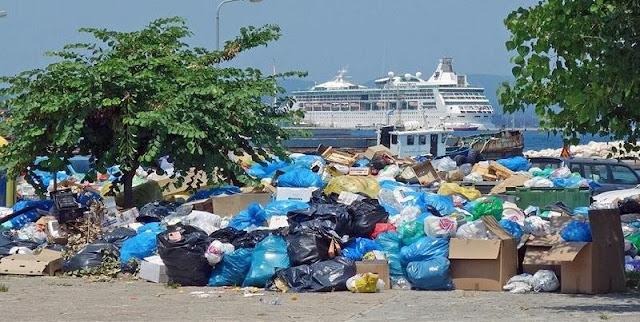 Τα σκουπίδια της στην Ήπειρο θέλει να στείλει η Κέρκυρα