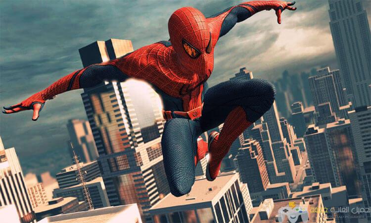 تحميل لعبة سبايدر مان الجديدة 2019 للكمبيوتر برابط واحد مجانا Amazing Spider Man
