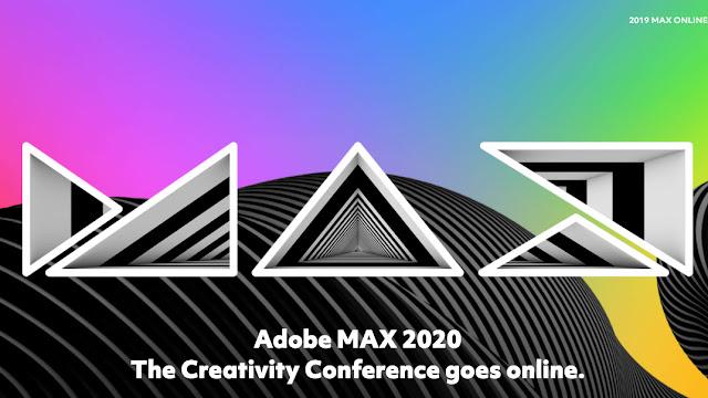 Adobe apre le registrazioni a MAX 2020: 56 ore di contenuti online gratuiti
