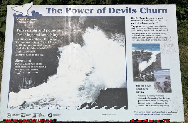 The Power of Devils Churn