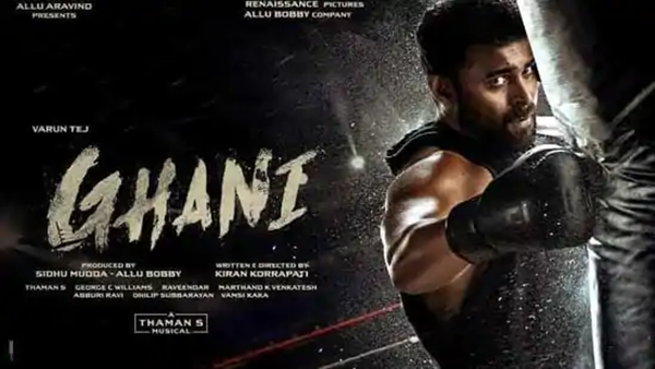 Ghani: Box Office, Budget, Hit or Flop, Predictions, Posters, Cast & Crew, Release, Story, Wiki