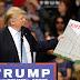 Trump firma hoy la construcción del muro en la frontera con México