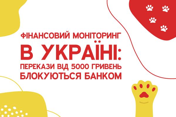 Фінансовий моніторинг в Україні