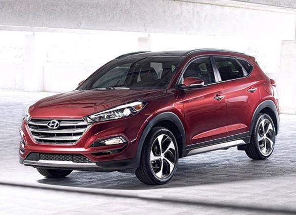 Hyundai Tucson Argentina